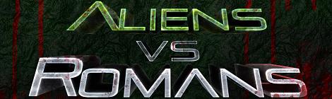 'Aliens Vs. Romans' is Such a Tease