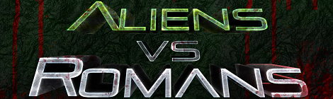 'Aliens Vs. Romans' is Such a Tease