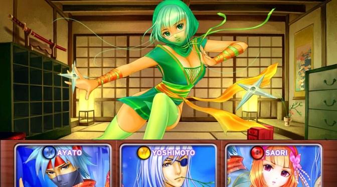 REVIEW: Ninjas and Priestess