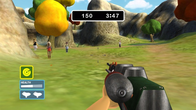 REVIEW: Paintball War