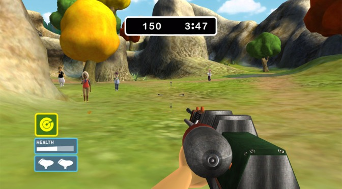 REVIEW: Paintball War
