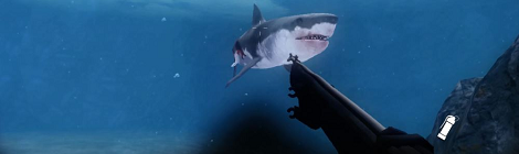 Shark Attack Deathmatch
