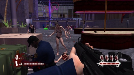 Zombie Strippers Stole My Heart Then Ate My Brains - Screen2