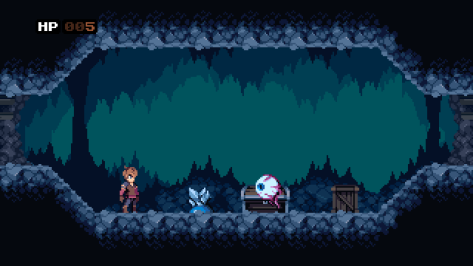 Chasm - Screen2
