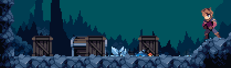 So, 'Chasm' is Coming Along Nicely