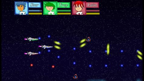 StarWings - Mission Command - Screen
