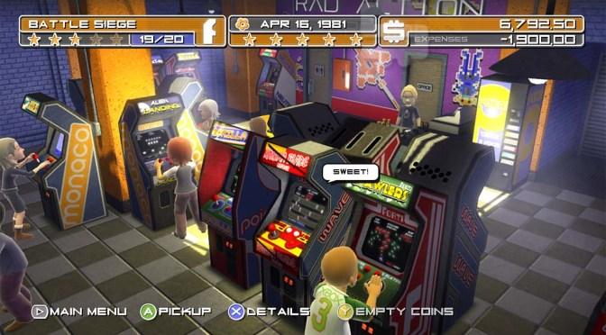 REVIEW: Arcadecraft