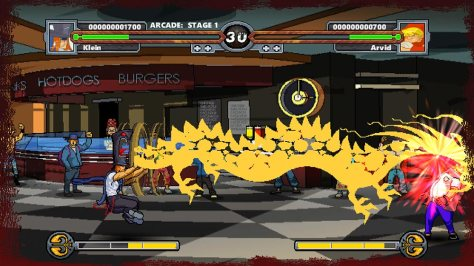Battle High 2 - Screen