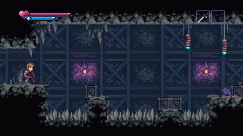 Chasm - Hands On3
