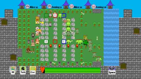 Path of King Arthur - Screen