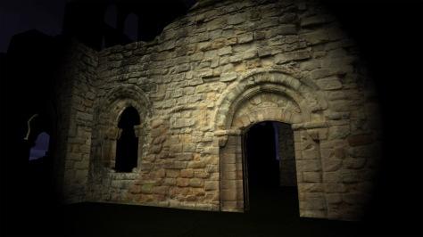 The Monastery - Screen