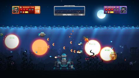 Aqua Kitty - Screen