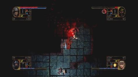 Dungeon Smash - Screen