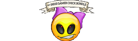 Indie Gamer Chick Bundle is Live!