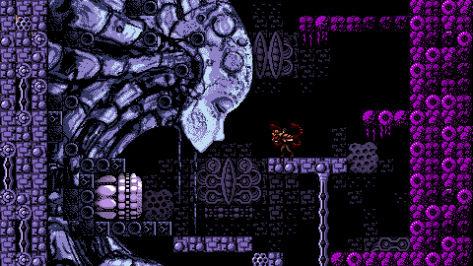 Axiom Verge - Screen