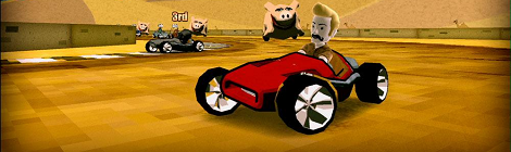 REVIEW: Dirchie Kart 2