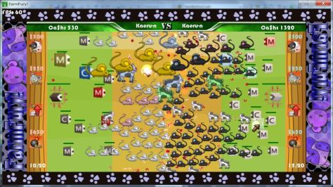 FarmFury! - Screen