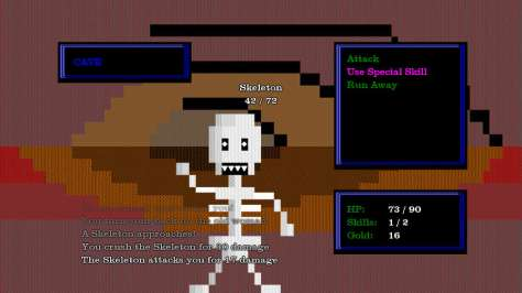 TTY GFX ADVNTR - Screen