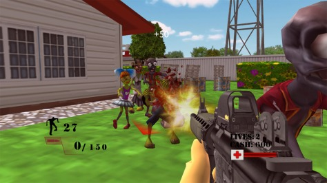 Zombie Defense Squad - Screen2