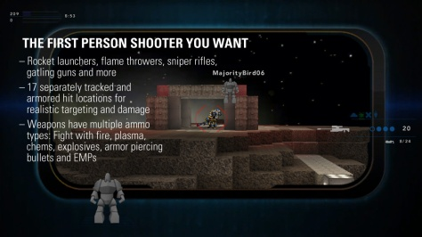 DownGate Deathmatch - Screen2