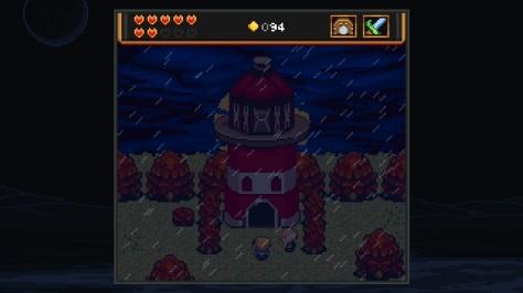 Shipwreck - Screen