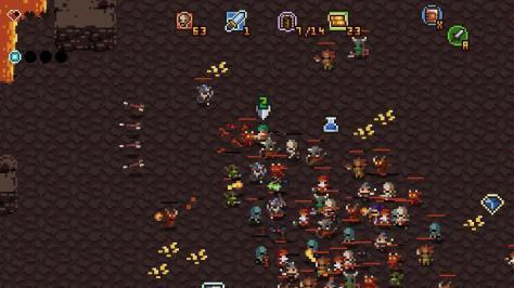 Super Dungeon Quest - Screen2
