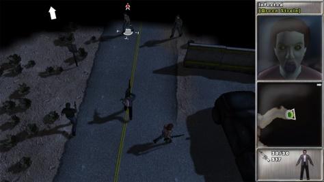 Survivalist - InterviewScreen