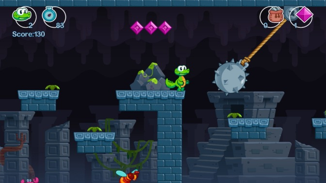 REVIEW: Croc's World