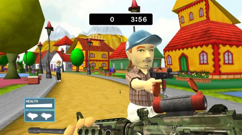 Paintball Wars 2 - Screen
