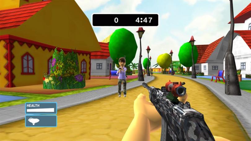 Paintball Wars 2 - Screen2