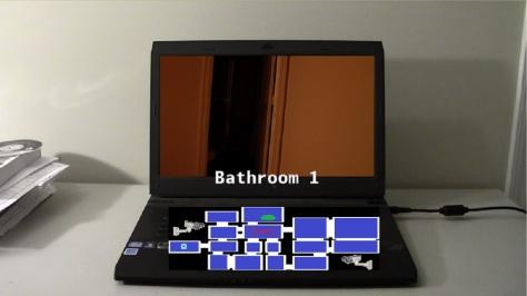 Fright Light - Screen
