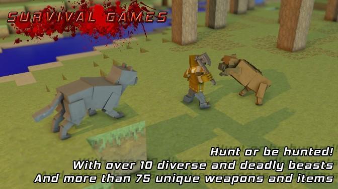 REVIEW: Survival Games: Season 1