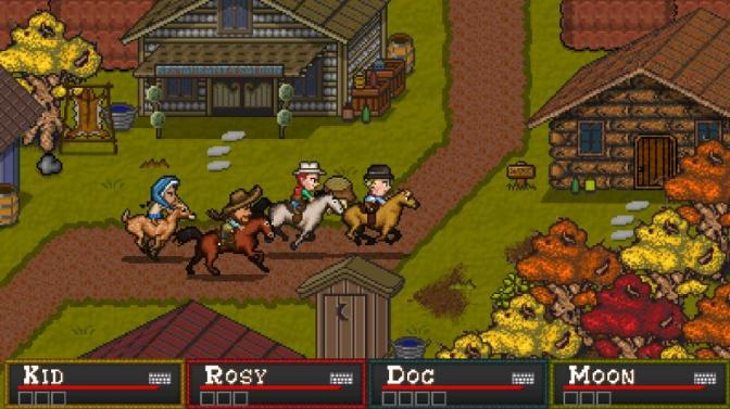 REVIEW: Boot Hill Heroes
