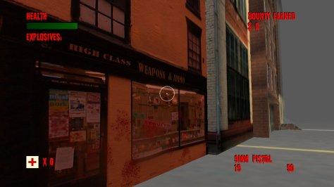 Zombie Hunter IV - Screen2