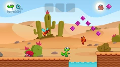 Croc's World 2 - Screen2