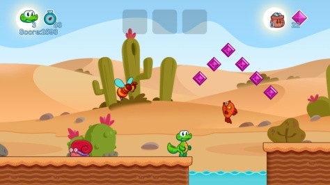 Croc's World 2 - Screen2