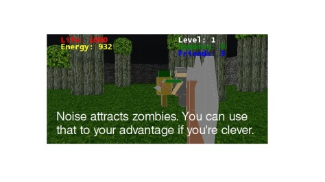 Medieval Zombies - Screen