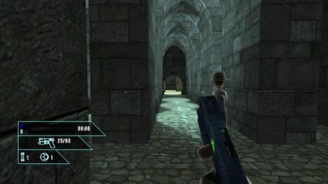 AvatarFortress - Screen