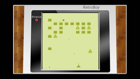 RetroBoy V1 - Screen