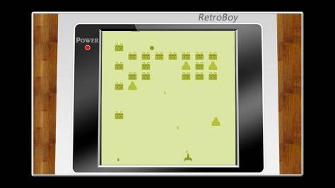 RetroBoy V1 - Screen
