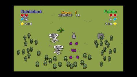 Indiemon VS Zombies - Screen