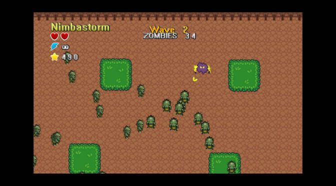 REVIEW: Indiemon VS Zombies