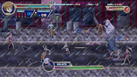 Zombie Shotgun Massacre 3 - Screen