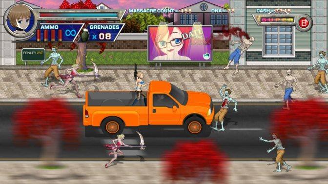 REVIEW: Zombie Shotgun Massacre 3