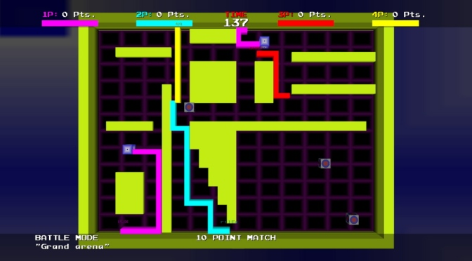 REVIEW: Snake Party